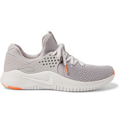 Nike Training - Free TR V8 Rubber-Trimmed Mesh Sneakers