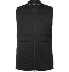 Nike Golf AeroLoft Slim-Fit Perforated Quilted Shell Golf Gilet