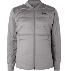 Nike Golf - AeroLoft Perforated Quilted Jersey Golf Jacket