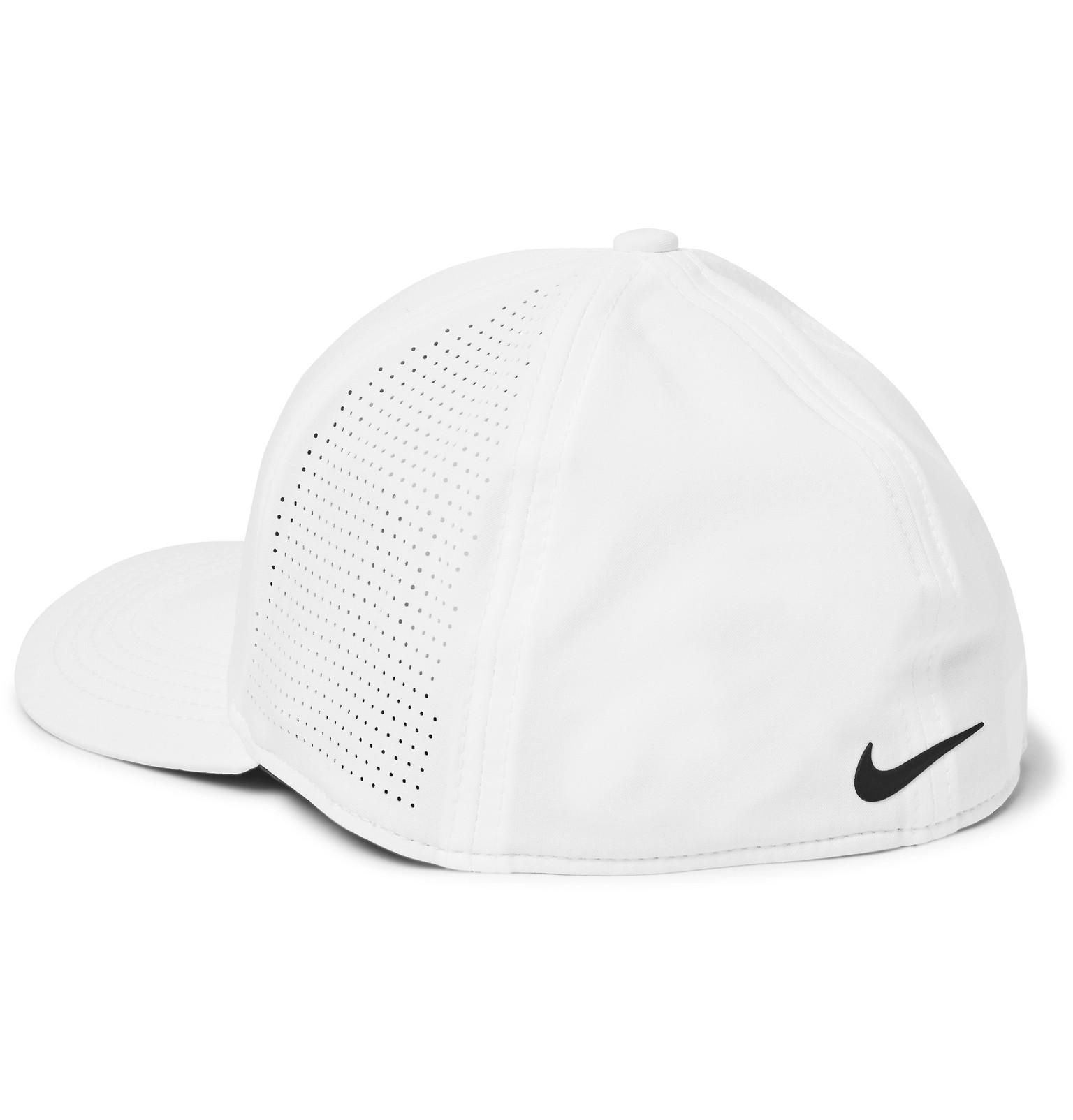 Nike Golf - Aerobill Classic 99 Perforated Dri-FIT Golf Cap ddc19a2b4f97