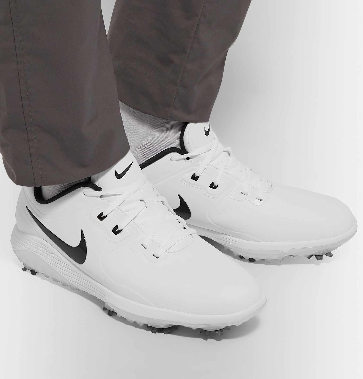 a5ed589e2e31e Nike Golf - Vapor Pro Full-Grain Leather Golf Shoes
