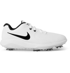 Nike Golf Vapor Pro Full-Grain Leather Golf Shoes
