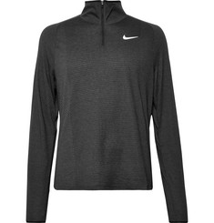 Nike Tennis - NikeCourt Challenger Dri-FIT Mesh Half-Zip Tennis Top