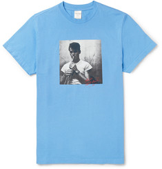Noon Goons + Chet Baker Slim-Fit Printed Cotton-Jersey T-Shirt