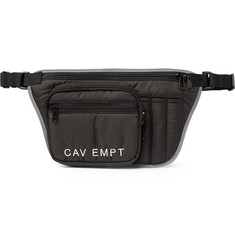 Cav Empt Reflective-Trimmed Shell Belt Bag