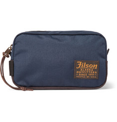 Filson Nylon and Canvas Wash Bag