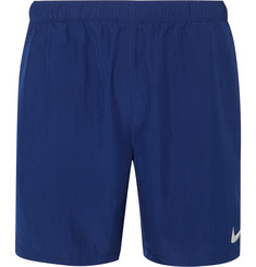 Nike Running Challenger Mesh-Panelled Dri-FIT Running Shorts