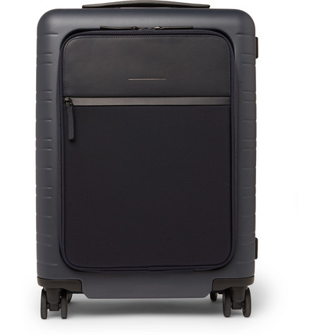Horizn Studios Model M 55cm Polycarbonate, Nylon and Leather Carry-On Suitcase