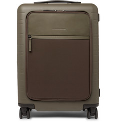 Horizn Studios - M5 55cm Polycarbonate, Nylon and Leather Carry-On Suitcase