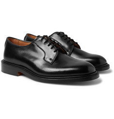Tricker's - Bobby Cordovan Leather Derby Shoes