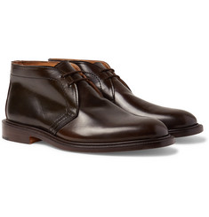 Tricker's Polo Leather Chukka Boots
