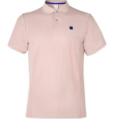 Nike Tennis - NikeCourt Roger Federer Essential Cotton-Blend Piqué Polo Shirt