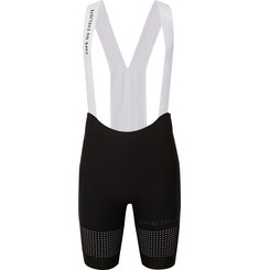 Cafe du Cycliste - Blandine Mesh-Panelled Cycling Bib Shorts