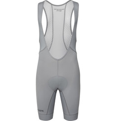 Cafe du Cycliste - Marinette Mesh-Panelled Cycling Bib Shorts