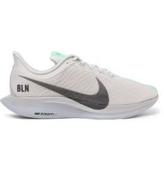 Nike Running - Zoom Pegasus Turbo Mesh Running Sneakers