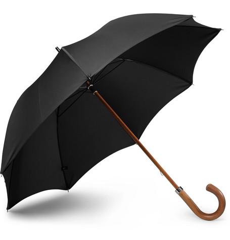 City Gent Wood-handle Umbrella