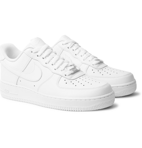 Air Force 1 '07 Leather Sneakers by Nike