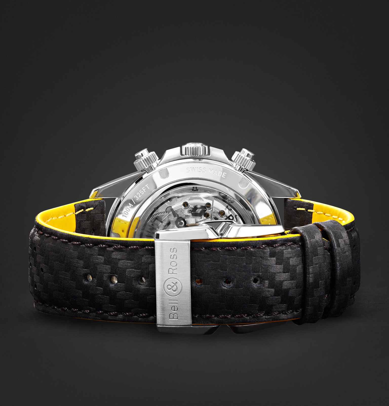 Bell & Ross - BR V2-94 R S 18 Renault Limited Edition
