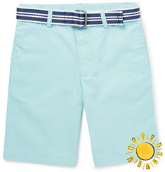 Polo Ralph Lauren Boys Ages 8 - 10 Stretch-Cotton Shorts