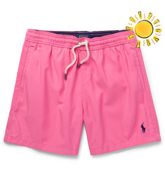 Polo Ralph Lauren Boys Ages 8 - 10 Shell Swim Shorts