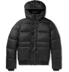 b1a2a23ff2f Canada Goose - Ventoux Quilted Nylon Hooded Down Jacket