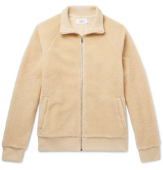 Mr P. - Fleece Zip-Up Sweater