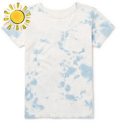 Mollusk - Boys Ages 2 - 12 Tie-Dyed Cotton-Jersey T-Shirt