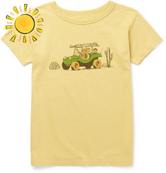 Mollusk - Boys Ages 2 - 12 Printed Cotton-Jersey T-Shirt