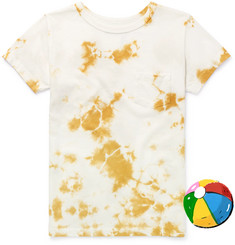 Mollusk Boys Ages 2 - 12 Tie-Dyed Cotton-Jersey T-Shirt