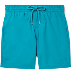 Vilebrequin Moorea Mid-Length Water-Reactive Swim Shorts