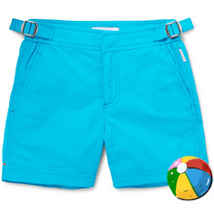 Orlebar Brown Boys Ages 4 - 12 Russell Shell Swim Shorts