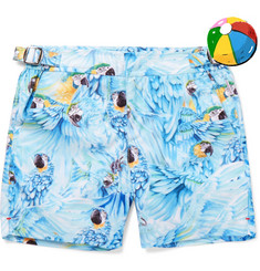 Orlebar Brown Boys Age 4 - 12 Russell Printed Shell Swim Shorts
