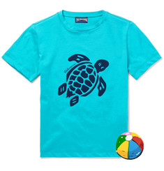 Vilebrequin Boys Ages 2 - 12 Printed Cotton-Jersey T-Shirt
