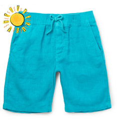 Vilebrequin Boys Ages 2 - 12 Linen Shorts