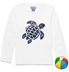 Vilebrequin - Boys Ages 2 - 12 Printed Stretch-Jersey Rash Guard