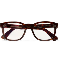 Kingsman - + Cutler and Gross D-Frame Tortoiseshell Acetate Optical Glasses