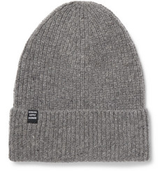 Herschel Supply Co - Cardiff Ribbed Cashmere and Wool-Blend Beanie