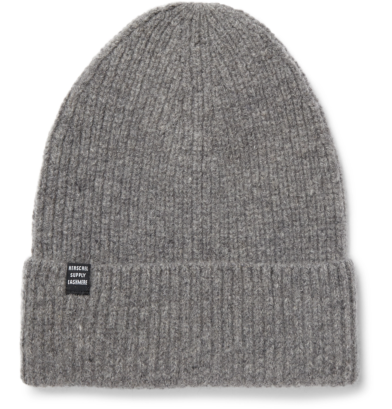 Herschel Supply Co - Cardiff Ribbed Cashmere and Wool-Blend Beanie 73fd87fa2a62