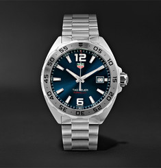 TAG Heuer - Formula 1 Quartz 41mm Steel Watch