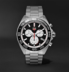 TAG Heuer - Formula 1 Quartz Chronograph 43mm Stainless Steel Watch