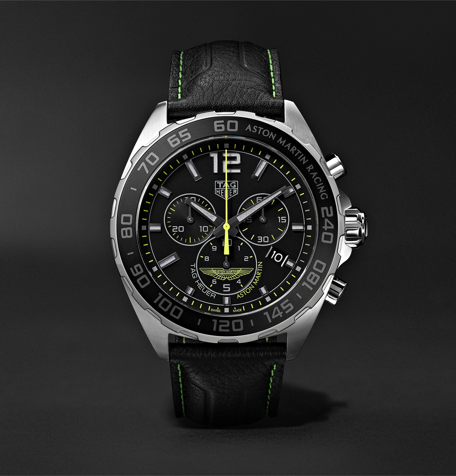 tag heuer - formula 1 limited edition aston martin quartz