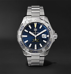 TAG Heuer Aquaracer Automatic 43mm Steel Watch