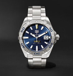 TAG Heuer - Aquaracer Automatic 40.5mm Steel Watch