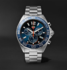 TAG Heuer - Formula 1 Chronograph Quartz 43mm Stainless Steel Watch