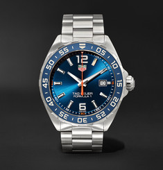 TAG Heuer Formula 1 Quartz 43mm Stainless Steel Watch