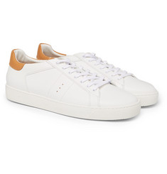 J.M. Weston - Leather Sneakers