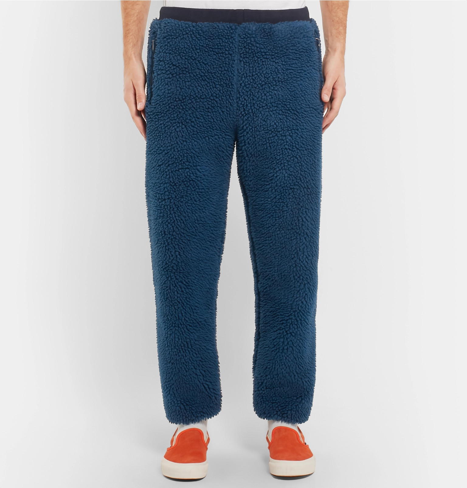 4675fadbeb9b Beams - Wide-Leg Fleece Sweatpants