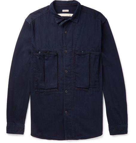 Denim Shirt by Kapital