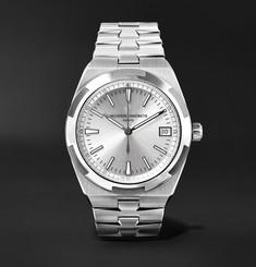 Vacheron Constantin - Overseas Automatic 41mm Stainless Steel Watch, Ref. No. 4500V/110A-B126 X45A9727