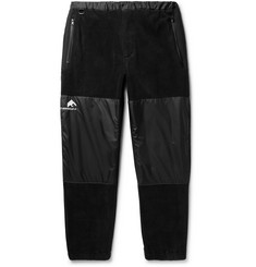 Flagstuff Tapered Fleece and Shell Sweatpants